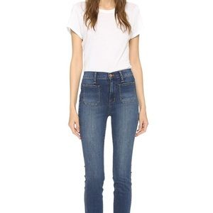 MADEWELL Patch Pocket Sailor Jeans